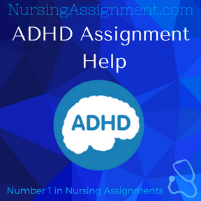 ADHD Assignment Help