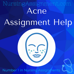 Acne Assignment Help
