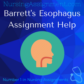 Barrett's Esophagus Assignment Help