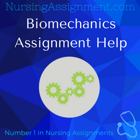 Biomechanics Assignment Help