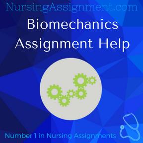 Biomechanics Assignment Help