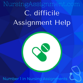 C. difficile Assignment Help