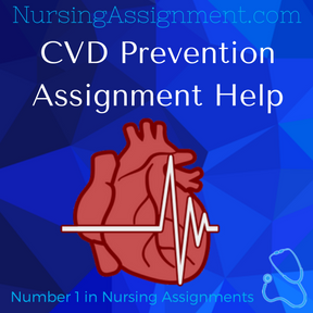 CVD Prevention Assignment Help