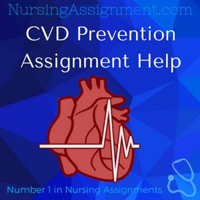 CVD Prevention Assignment Help
