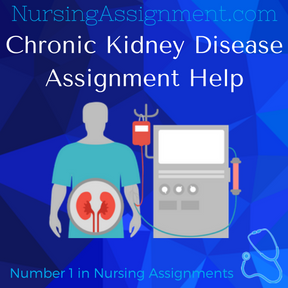 Chronic Kidney Disease Assignment Help