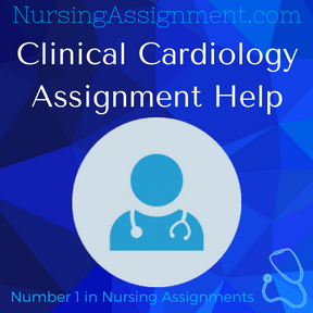 Clinical Cardiology Assignment Help
