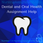 Dental and Oral Health