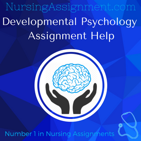 Developmental Psychology Assignment Help