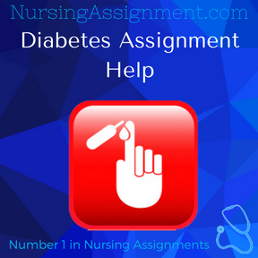 Diabetes Assignment Help