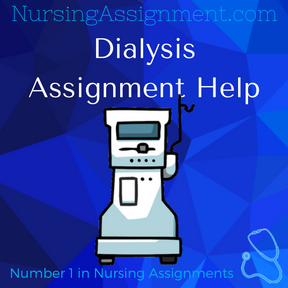 Dialysis Assignment Help