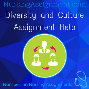 Diversity and Culture Assignment Help