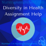 Diversity in Health