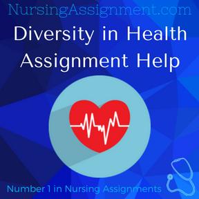 Diversity in Health Assignment Help