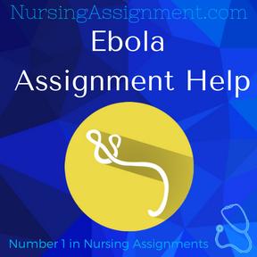 Ebola Assignment Help