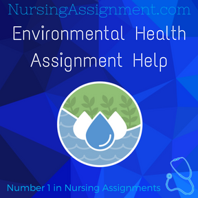 Environmental Health Assignment Help