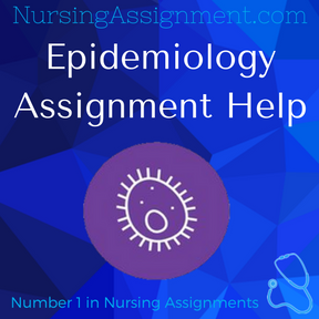 Epidemiology Assignment Help