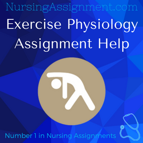Exercise Physiology Assignment Help