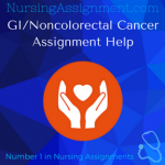 GI/Noncolorectal Cancer