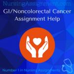 GI/Noncolorectal Cancer