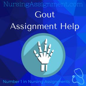 Gout Assignment Help