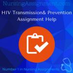 HIV Transmission & Prevention