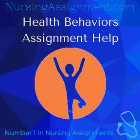 Health Behaviors Assignment Help