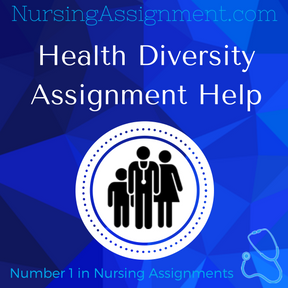 Health Diversity Assignment Help