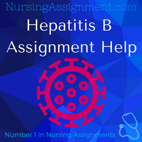 Hepatitis B Assignment Help