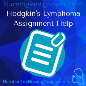 Hodgkin s Lymphoma Assignment Help