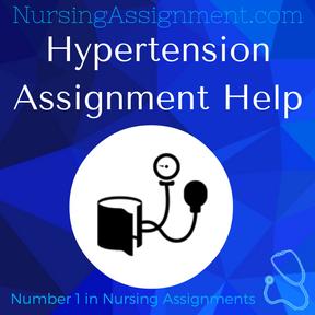 Hypertension Assignment Help