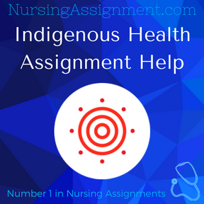 Indigenous Health Assignment Help