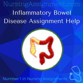 Inflammatory Bowel Disease Assignment Help