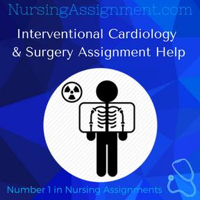 Interventional Cardiology & Surgery Assignment Help