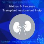 Kidney & Pancreas Transplant
