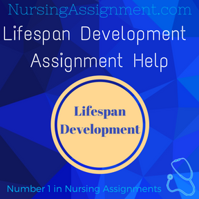 Lifespan Development Assignment Help