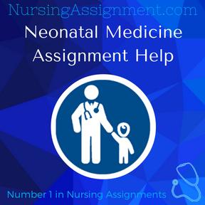 Neonatal Medicine Assignment Help