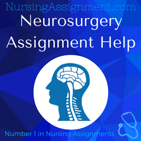 Neurosurgery Assignment Help