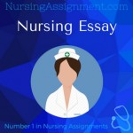 Nursing Essay Writing Service