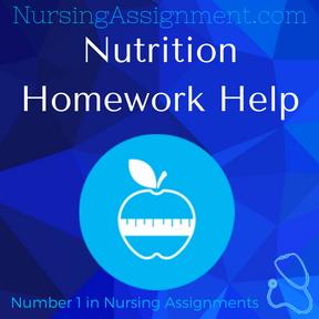 Nutrition Homework Help