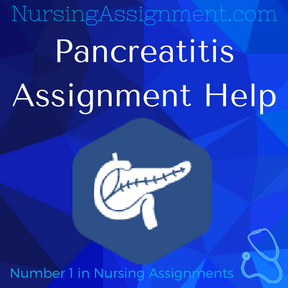 Pancreatitis Assignment Help