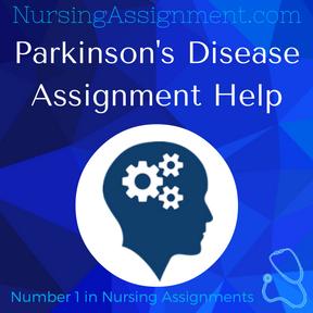 Parkinson's Disease Assignment Help