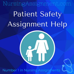 Patient Safety Assignment Help