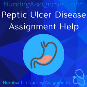Peptic Ulcer Disease Assignment Help