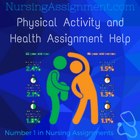 Physical Activity and Health Assignment Help