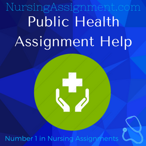 Public Health Assignment Help