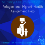 Refugee and Migrant Health