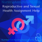 Reproductive and Sexual Health