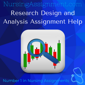 Research Design and Analysis Assignment Help
