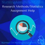 Research Methods/Statistics