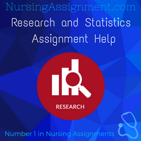 Research and Statistics Assignment Help